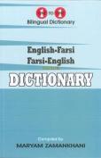 English-Farsi & Farsi-English One-to-One Dictionary