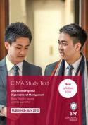 CIMA E1 Organisational Management