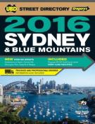 Sydney Street Directory 52nd 2016