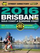 Brisbane Street Directory Refidex 60th 2016