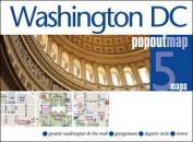 Washington DC Popout Map