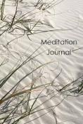 Meditation Journal: Sand