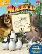 Learn to Draw DreamWorks' Madagascar