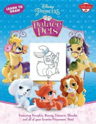 Learn to Draw Disney's Palace Pets