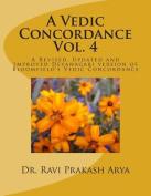 A Vedic Concordance [SAN]