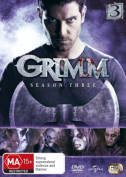 Grimm - Season 3 - [DVD_Movies] [6 Discs] [Region 4]