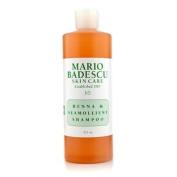 Henna & Seamollient Shampoo (For All Hair Types), 472ml/16oz