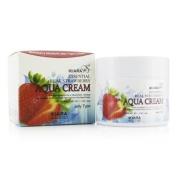 Aqua Cream (Moisture Jelly Type) - Essential Real Strawberry, 50g/1.7oz