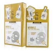 Skin Guardian 3 Step Total Facial Mask Kit - Wrinkle, 10x29ml/0.98oz