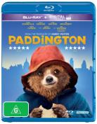 Paddington (Blu-ray/UV) [Region B] [Blu-ray]