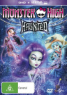 Monster High: Haunted (DVD/UV) [Region 4]