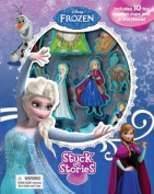 Disney Frozen Stuck on Stories [Board book]