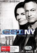 CSI New York Season 9 [Region 4]
