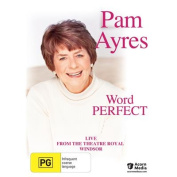 PAM AYRES - WORD PERFECT [DVD_Movies] [Region 4]