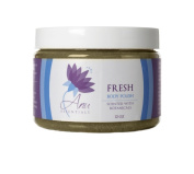 Fresh Body Scrub (Lavender Scent) with FREE sample Body Butter