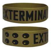 Doctor Who- Exterminate- Wristband
