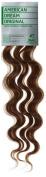 American Dream Soft Wave Clip in Hair Extension Number 5B, Medium Brown 46cm