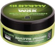FONEX GUMMY STYLING SOFT HAIR WAX MATTE LOOK FINISH 150ML x 10 TUBS