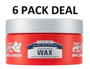 Brylcreem Hair Styling Wax 75 ml ***6 PACK SPECIAL OFFER***