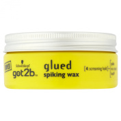 Schwarzkopf got2b Glued Spiking Wax 75 ml - Pack of 6