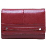 Travelsky 13587 RFID Blocking Womens Palm Clutch Wallet