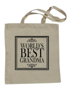 Natural cotton shopping bag with fun Slogan