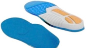 Spenco 4630006 Gel Products - Total Support Gel Insoles - Size- 6 -Mens 14-15