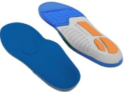 Spenco 4630003 Gel Products - Total Support Gel Insoles - Size- 3 -Womens 9-10, Mens 8-9