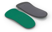 Spenco ThinSole 3/4 Length Orthotics, for Dress Shoes, Size