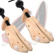 2 PCS ADJUSTABLE SHOE STRETCHER SHAPER FIT SIZE 6-10 UNISEX Feet Blisters Bunion (L) UK