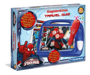 Clementoni 13269 Sapientino Travel Quiz Spiderman