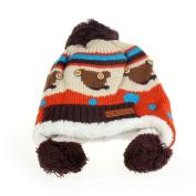 Ukamshop(TM)Cute Baby Kids Girl Boy Three Balls Warm Winter Knitted Cap Hat Beanie