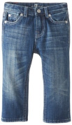 Seven for All Mankind Baby-Boys Infant Austyn Jeans, Paso Robles, 12 Months Colour