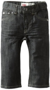 Levi's Baby-Boys Infant 514 Straight Jean, Pirate, 24 Months Colour