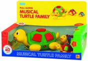 megcos megcos Musical Turtle Family
