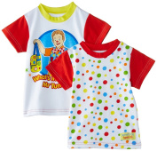 Something S Unisex Baby 2 Pack Short Sleeve T-Shirt