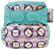 Close Pop-in Cloth Nappy Printed Edition Bamboo Lion New Gen V2