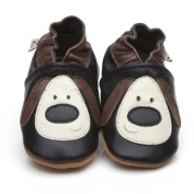 Soft Leather Baby Shoes Dog 6-12 months