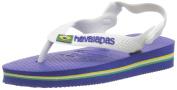 Havaianas Unisex-Baby Brasil Logo Flip Flops