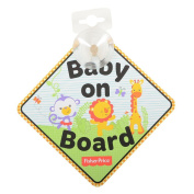 Fisher Price Rainforest Friends Baby On Board