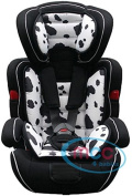 Mcc 3in1 Convertible Baby Child Car Safety Booster Seat Group 1/2/3 9-36 kg with7 Colour options