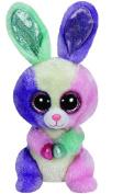 TY Beanie Boo Plush - Bloom the Bunny 15cm