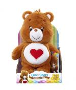 Care Bears Tenderheart Bear Plush with DVD