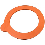 6x 95mm Replacement Silicone Jar Seal Kilner Style Rubber Airtight Seal