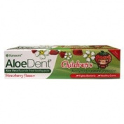 Aloe Dent Childrens Toothpaste 50ml