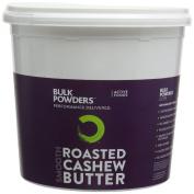 BULK POWDERS 1 kg Roasted Cashew Butter Smooth Tub