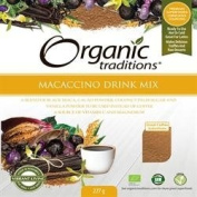 Organic Traditions Macaccino Drink Mix 227g x 1