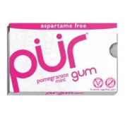 Pur Gum PUR Gum Pomegranate & Mint Bli 9pieces x 4