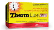 THERM LINE FAST 60 tablets - Intensive Fast Slimming Weight Loss Anti Cellulite Diet Support Supplement NEW