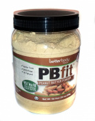 Better Body Foods PBfit Peanut Butter Powder 890ml Jar
